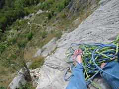 2018 - Ariege_20180917_0213 (Hanzlers Warped Visions) Tags: lavoiedesperestranquilles ariege france climbing rockclimbing rock rocky adventure outdoors outside ipswichmountaineeringclub ipswichmc ipswichimc comtédefoix occitanie