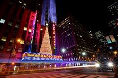 Radio City Music Hall, 11.26.16 (gigi_nyc) Tags: holiday holidayshowwindows holiday2016 christmas christmas2016 showwindow nyc newyorkcity radiocitymusichall
