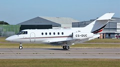 CS-DUC (AnDyMHoLdEn) Tags: hawker egcc airport manchester manchesterairport 23l
