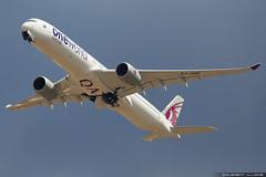 Qatar Airways Airbus A350-1041 cn 141 F-WZNK // A7-ANE (Clément Alloing - CAphotography) Tags: qatar airways airbus a3501041 cn 141 fwznk a7ane