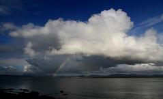 rc_nature_29 (R.C. Reshel) Tags: natur landschaft umwelt outdoor gewitter regenbogen bucht wolke meer meeresbucht lochindaal schottland islay wetter