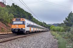 447 Rodalies R4 (Escursso) Tags: 447 adif alstom barcelona canon castellbisbal catalunya renfe rodalies rodaliesdecatalunya trainspotting railway spain spotting tren