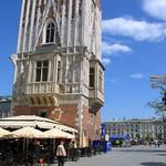 Wieża ratuszowa w Krakowie thumbnail