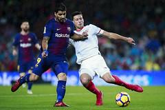 Sevilla Kudeta Barcelona (inanews99) Tags: soccerleague sport soccer clubsoccer sportsleague barcelona spain esp