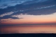 am Strand (Hans-Jürgen Böckmann) Tags: strand sonnenuntergang scharbeutz ostsee lübeckerbucht balticsea sunrise