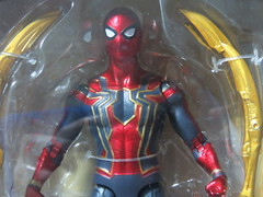 20181017080930 (imranbecks) Tags: marvel spiderman homecoming iron spider suit avengers infinity war action figure