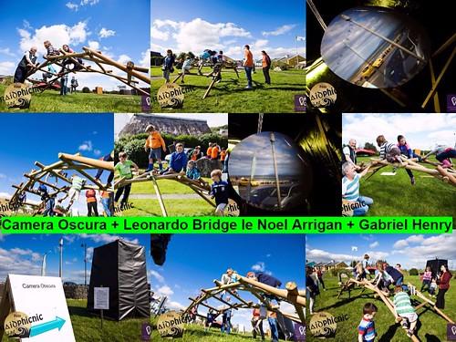 Féile Traid Phicnic - Camera Oscura +Leonardo Brigde le Noel Arrigan + Gabriel Henry