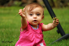 IMG_3221 (alfredo.rossitto) Tags: dirt kid baby summer grass eyes hands dress