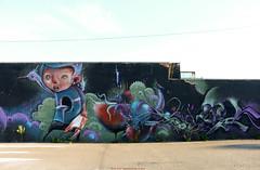 Hasselt (Rick & Bart) Tags: hasselt city streetart graffiti art rickvink rickbart amatic ucon bart hertkore polak streetartfestival canon eos70d mural