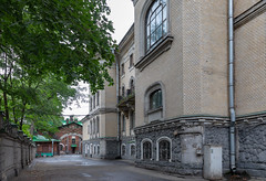 Saint Petersburg, Russia (Ninara) Tags: russia saintpetersburg stpetersburg palace moika embankment angliskyprospekt artnouveau kolomna коломна henrichgilzevanderpals dutch