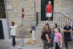 Alpedrinha #beirabaixa #portugal #street #t3mujinpack (t3mujin) Tags: alpedrinha places chocalhos beirainterior beirabaixa caminhosdatransumância event fundao fundão portugal festival t3mujinpack village street people female woman