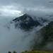 Clouds on Guschen peak