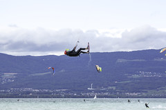_69B1229 (DDPhotographie) Tags: fr ddphotographie eau event kite kitesurf lac lake portalban sport suisse sun surf vent wind wwwddphotographiecom delleyportalban fribourg switzerland ch