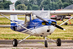 Cessna 152 SP-FVW | Aeroklub Gdański (FrogFootTV) Tags: cessna152 cessna generalaviation aviationphoto planespotting planespotter avgeek aircraft airplane airplanes planes samolot lotnictwo lotnisko gdańsk aeroklub aeroklubgdański canon 7d sigma 120400 sigma120 canon7dmk1 canon7d