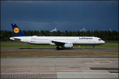 D-AIDQ Airbus A321-231 Lufthansa (elevationair ✈) Tags: egph edi edinburgh edinburghairport uk unitedkingdom avgeek aviation airplane plane aircraft taxy apron lufthansa airbus a321 airbusa321231 daidq