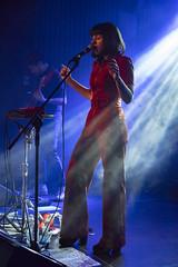 On stage (drugodragodiego) Tags: kick music electronic live concert stage chiara lights people pentax pentaxk1 k1 pentaxda60250mm smcpentaxda60250mmf4edifsdm