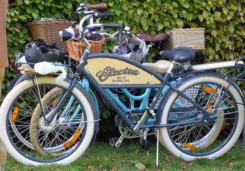 Missing Bike Of Electra Mfg. Co. San Diego, Calif.
