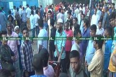 গাজীপুরে পোশাক কারখানায় শ্রমিকদের বিক্ষোভ, আহত ১৮ (aklemaakter6) Tags: atm news bangla