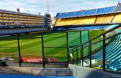 La Bombonera (matiaskremser) Tags: argentina buenos aires viajar travel arquitectura arte futbol boca juniors estadio