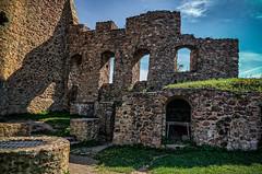 abandoned castle ruin (Peter's HDR hobby pictures) Tags: petershdrstudio hdr lostplace abandonedcastle verlassenesschloss verlassen verlasseneplätze sky himmel