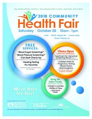 Neptune Society of Northern California: Stockton, CA - 2018 Community Health Fairs