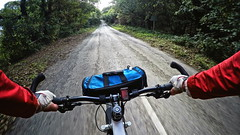 G0074968-1a (Photopedaler) Tags: cornishcycling bicycleriding gopro pov speed motion