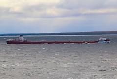 Blough Spray in northern Lake Michigan (knutsonrick) Tags: