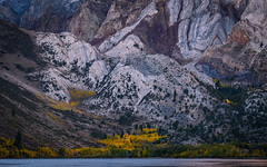 Sunrise At The Other End of Convict Lake (halladaybill) Tags: aspens convictlake sierras sunrise landscape california inyocounty nikond850 nikkor80400zoomlens