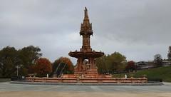 Doulton Fountain.  (IMG_1765) (Robert G Henderson (Romari).) Tags: peoplespalace glasgow october 2018 canon m5