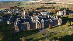 Sunnyside Royal Hospital (Sam Tait) Tags: scotland angus drone spark dji abandoned derelict asylum mental hospital royal sunnyside