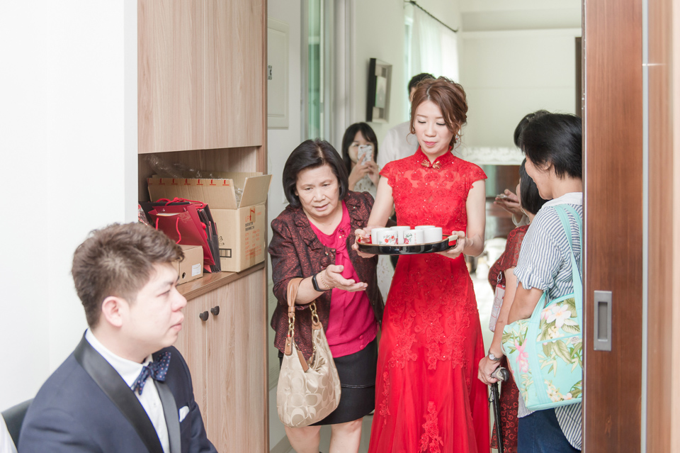 台南婚攝 海中寶料理餐廳 滿滿祝福的婚禮紀錄 W & H 031