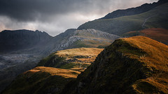 New world ...find it todayx (Einir Wyn Leigh) Tags: landscape outside nature mountains autumn love walking wales