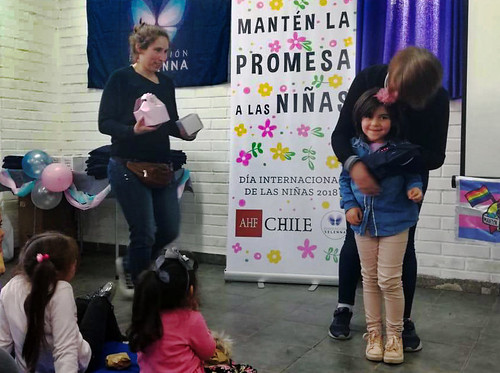 International Day of the Girl 2018: Chile
