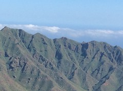 IMG_1682 (rugby#9) Tags: canaries canaryislands tenerife outdoor bluesky mountains plants clouds cloud mountainside