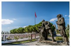 Martyrs memorial for Turkish independence war in Gallipoli, Canakkale, Turkey (R ERTUG) Tags: martyrsmemorial gallipoli peninsula canakkale turkey nikon1635mmf40 nikond610fx rertug ertug worldwar1