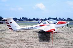 1981 Grob G109 D-KHAP - PFA Rally 1983 - Cranfield (anorakin) Tags: 1981 grob g109 dkhap pfarally 1983 cranfield