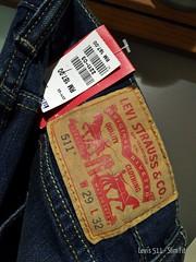 Levi's 511 - Slim Fit (radi0head pix'el) Tags: levis511 511 slimfit levis levistrauss random misc etc flickr flickrcentral klflickr unlimitedphotos unlimited photos jeans bluejeans indigojeans levi511 fit denim riveted bluedenim levisjeans madeinturkey pants menswear
