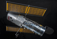 Hubble Space Telescope 1:5 Model High Gain Antenna (Smithsonian National Air and Space Museum) Tags: telescope space hubblespacetelescope airandspacephoto nationalairandspacemuseum smithsonian lockheedmissileandspacecompany spacecraft model