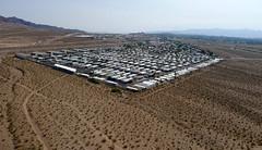 Dwellings (Light Butcher) Tags: las vegas nevada trailer home banal commonplace mundane bland blandscape desert