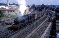 4915  Hereford  xx.xx.xx (w. + h. brutzer) Tags: hereford grosbritannien webru eisenbahn eisenbahnen train trains england dampflok dampfloks steam lokomotive locomotive analog nikon railway