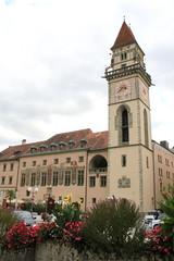 Passau: Rathaus (Helgoland01) Tags: passau niederbayern bayern deutschland germany rathaus townhall