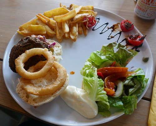Insect Burger