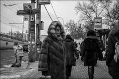16dra0425 (dmitryzhkov) Tags: russia moscow documentary street life human monochrome reportage social public urban city photojournalism streetphotography people bw badweather dmitryryzhkov blackandwhite outdoor everyday candid stranger