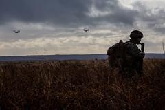 US Marines land in Keflavik, Iceland (NATO) Tags: exercisetridentjuncture exercisetridentjuncture2018 iceland mv22ospreys nato northatlantictreatyorganization osprey ospreys seastallion seastallions tridentjuncture tridentjuncture2018 usmarinecorps usmc helicopter tiltrotor