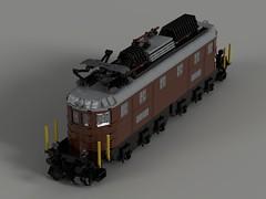 BLS AE 68 #OCTRAINBER 2018 SIMON JAKOBI 024 (Dr Snotson) Tags: lego train octrainber bls ae 68