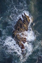 Taiwan imagnation (agapicture) Tags: 空拍 台灣印象 外澳海灘 頭城鎮 台灣 taiwan travel sky sunrise seascape sea stones water waves imagnation