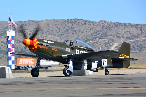 Reno Air Races 2018 - North American P-51D Mustang