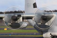 US Marine C130's (Dougie Edmond) Tags: prestwick scotland unitedkingdom gb military aircraft airport egpk pik plane airplane