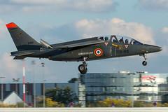 Armée de L'Air / Alpha Jet E / 705-RB / LFRS 21 (_Wouter Cooremans) Tags: lfrs nte nantes spotting spotter avgeek aviation airplanespotting armée de lair alpha jet e 705rb 21 arméedelair alphajete