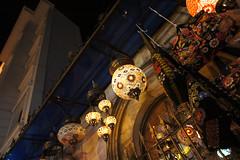 1001 Nights - Istanbul Lights Bazar (trsl1234) Tags: istanbul orient lights night street light ambiance